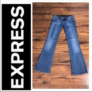 💥ReRock for Express bootcut/small flare jeans 4